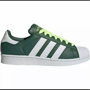Adidas Superstar sneakers NWT's Size 11 1/2